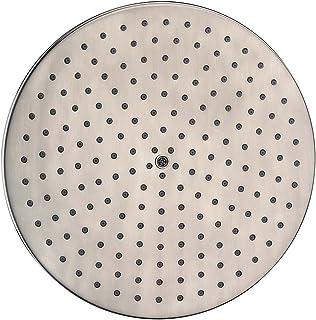 "Dawn RSS240400-10 Single Function 10"" Round Rain Showerhead, Brushed Nickel"