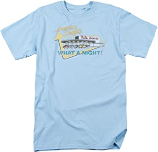 American Graffiti 1973 Comedy Movie Lucas Mel's Drive in Adult T-Shirt Tee