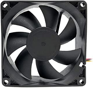Royal Apex High Quality Silent Brushless Cooling Fan for Computer CPU System Heatsink Graphics and Multi use (60x60x20mm, ...