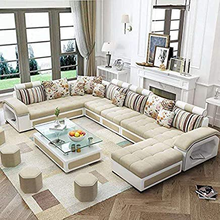 Amazon.in: 50% Off or more - Sofa Sets / Living Room Furniture ...