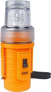 Bravodeal 4pcs Port/átil Marine LED Luces de navegaci/ón/ /Resistente al Agua Barco Lazo o Stern Seguridad Lights-led iluminaci/ón Kit de luz de navegaci/ón para Emergencia y Noche Vela
