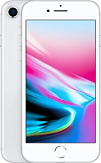 Apple iPhone 8 覆盖 多种颜色MQ7D2ZD/A Handy ohne Vertrag 256 GB 银