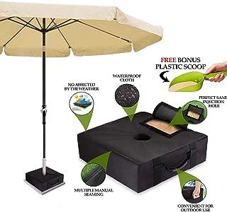 Umbrella Base, Patio Umbrella Base -Offset Patio Umbrella for Patio Umbrella Stand and Outdoor Umbrella Base