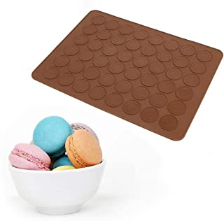 liangjunjun Moule Macaron Mat Silicone Cupcake Biscuit Biscuits Moules De Cuisson Muffin Outils De Cuisson