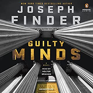 Guilty Minds audiobook cover art