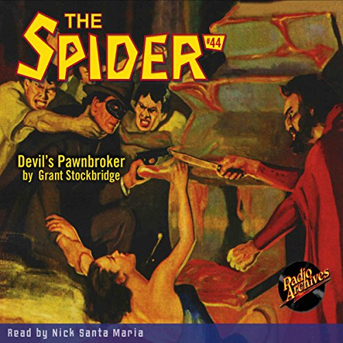 The Spider cover art