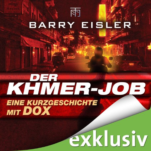 Der Khmer-Job audiobook cover art