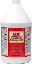 Mod Podge CS11204 Waterbase Sealer, Glue & Decoupage Finish, 128 oz, Gloss, 128 Fl Oz