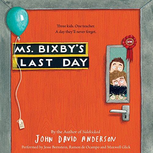 Ms. Bixby's Last Day audiobook cover art