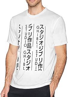 WEIYE The Major Short Sleeve T Shirts for Men White