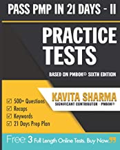 PMP Practice Tests (Pass PMP in 21 Days)