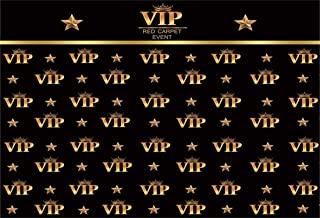 YEELE 8x6ft Red Carpet Event Backdrop Step and Repeat VIP Star Catwalks Stage Photography Background Cinema Film Show Anniversary Activity Premiere Award Movie Birthday Decoration Photo Portrait