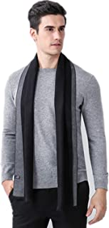 Mens Soft Scarf For Autumn And Winter-Classic Business Casual Warm Men Scarf