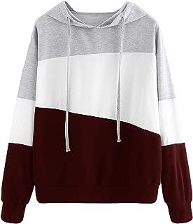 Best maroon and white hoodie Reviews