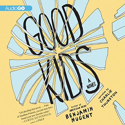 Good Kids audiobook cover art