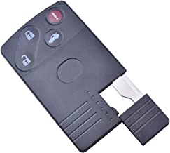 Replacement Keyless Remote Fob Key Shell Case For Mazda RX-8 5 6 Miata MX-5 Miata CX-7 CX-9 BGBX1T458SKE11A01