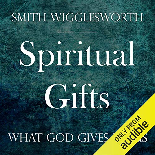 Spiritual Gifts audiobook cover art