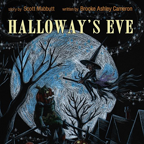 Halloway's Eve audiobook cover art