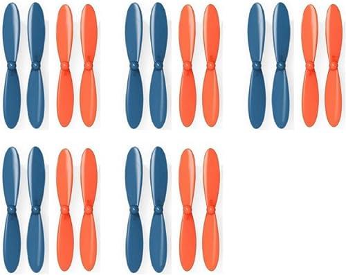 venta 5 x x x Quantity of Estes Dart azul naranja Propeller Blades Propellers Props - FAST FROM Orlando, Florida USA   marcas de moda