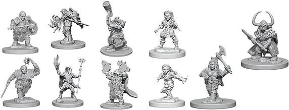 Wizkids D&D Nolzur's Marvelous Miniatures Bundle IV Adventurers (4)
