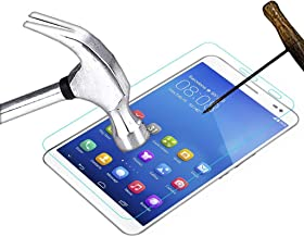 Acm Tempered Glass Compatible with Huawei Honor X1 7 Screen Guard Screenguard