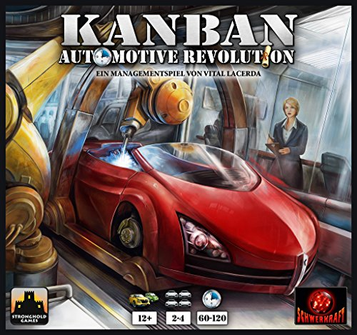 KANBAN: Automotive Revolution (deutsche Ausgabe)