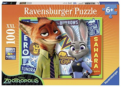Puzzles  zootropolis