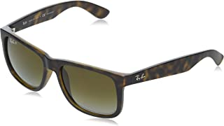 Rb4165 Justin Rectangular Sunglasses