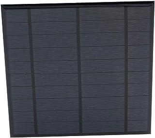 لوحة شمسية صغيرة محمولة مصغرة مصغرة تعمل بالطاقة الشمسية الشواحن بطارية خلوية نظام لوحة لوحدة التحكم DIY لمصباح الطاقة الش...