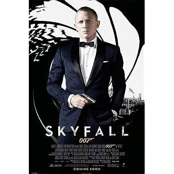 James Bond No Time To Die Azure Teaser Maxi Poster 61 x 91,5 cm