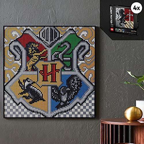 LEGO Harry Potter - Hogwarts Crests (31201)