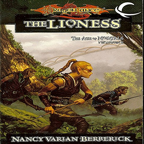 The Lioness cover art
