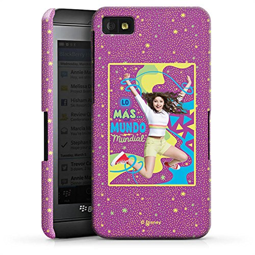 DeinDesign BlackBerry Z10 Hülle Premium Case Cover Soy Luna Fanartikel Merchandise Disney