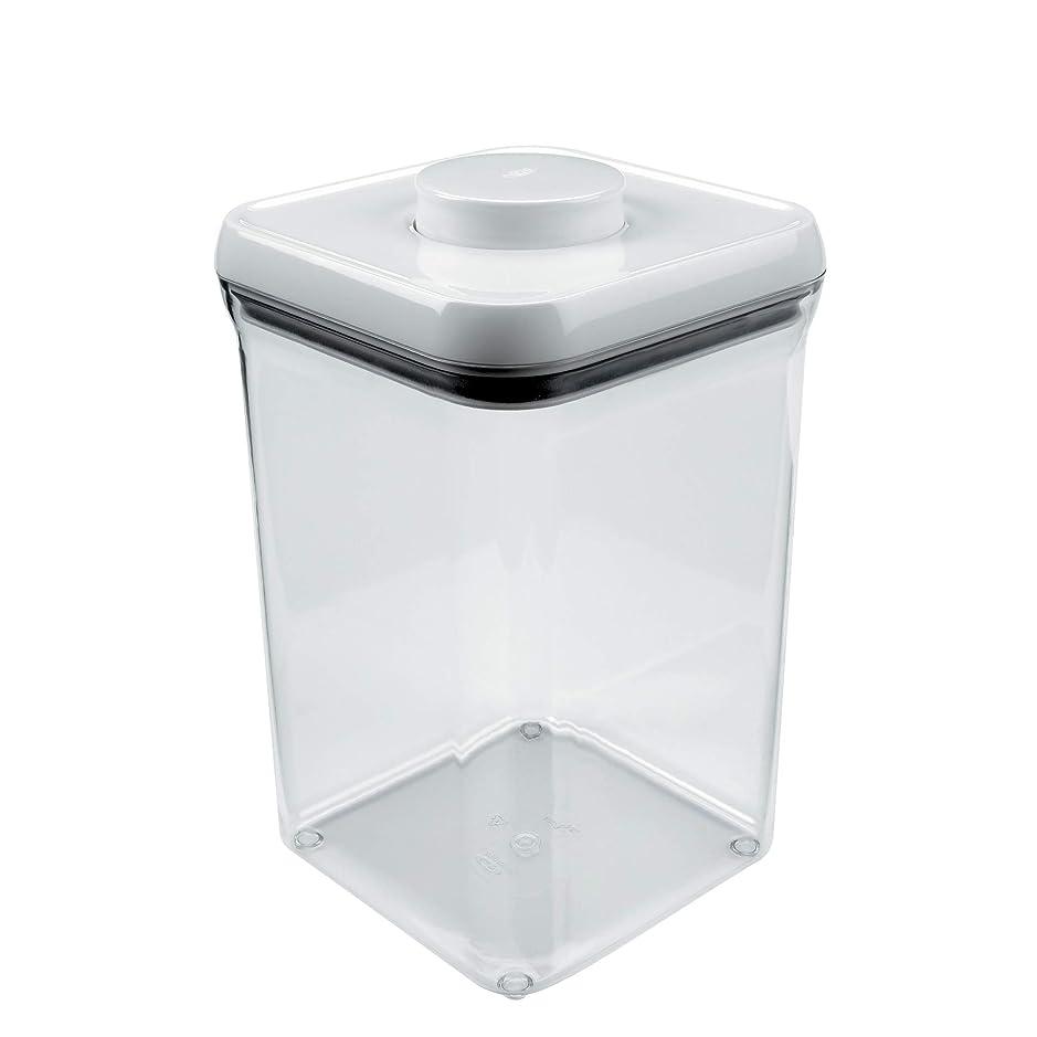 予報病的そうOXO 保存容器 旧ポップ ビッグスクエア ミディアム 3.8L