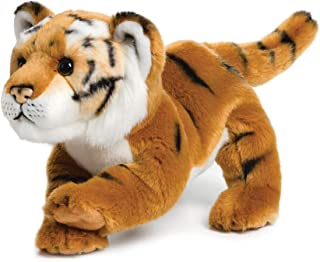 Nat and Jules Playful Large Tiger Friend Children's Plush Stuffed Animal Toy