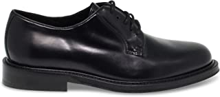 ANTICA CUOIERIA Luxury Fashion Mens ANTIC20653 Black Lace-Up Shoes | Fall Winter 19