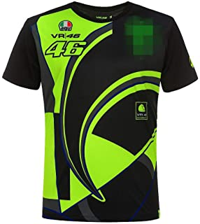 MOTO GP Motorcyclist Short Sleeve Racing T-Shirt Quick-drying Breathing Off-Road Jersey (S)