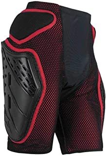 Alpinestars Bionic Freeride Shorts (Black/Red, Large)
