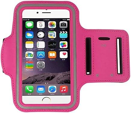 50c6620c3e2 Tongshi Para iphone 7 Plus 5.5 Inch, Brazalete Running Sport caso de la  cubierta del
