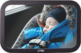 Fluffy's World Spiegel Auto Baby – Autospiegel Baby – Bruchsicherer..