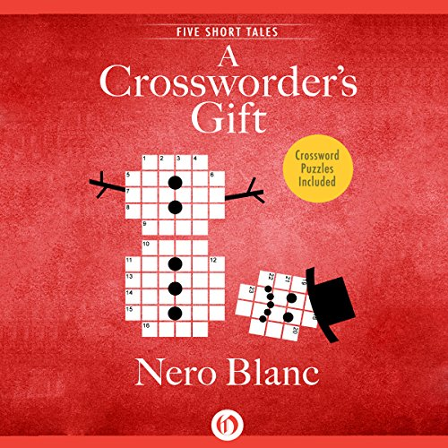A Crossworder's Gift audiobook cover art