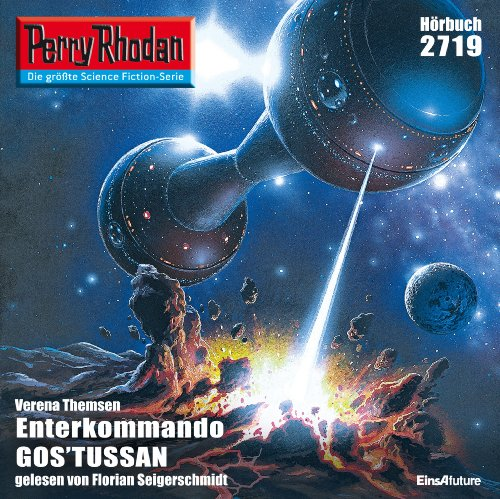 Enterkommando GOS'TUSSAN audiobook cover art