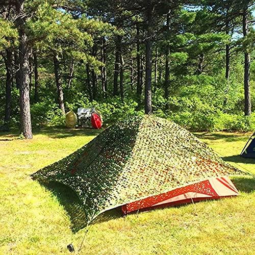 Red de camuflaje de Velity para caza,Cover for Sunshade Decoration Red de camuflaje para caza, decoración, parasol, red de camuflaje verde, red de protección solar rollo a granel, red de camuflaje