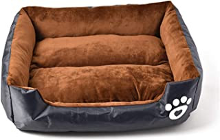 I'll NEVER BE HER Dog Bed for Small Medium Large Dogs Pet Dog House Warm Cotton Puppy Cat Beds for Chihuahua Pet Bed