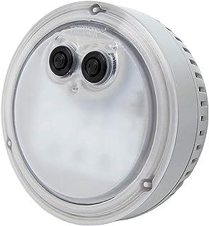 Intex 28503 - Lámpara eléctrica Spa burbujas 5 Colores