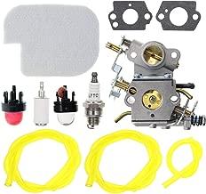 Carbhub C1M-W26C Carburetor for Poulan P3314 P3416 PP3516 PP3816 PP4018 PP4218 PPB3416 PPB4018 PPB4218 P3818AV P4018AV PP3816AV SM4218AV Gas Chainsaw Replaces C1M-W26C 545070601 530035590 Carburetor