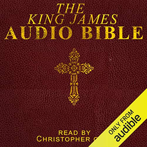 The Complete King James Version Audio Bible Titelbild