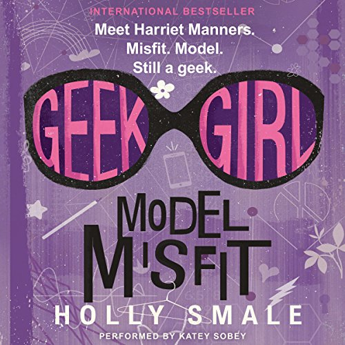 Model Misfit audiobook cover art