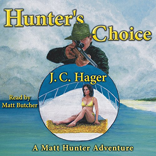 Hunter's Choice audiobook cover art