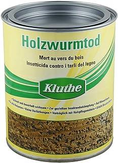 Kluthe Holzwurmtod 750ml Biozidprodukte vorsichtig verwenden. Vor Gebrauch stets Etikett und Produktinformationen lesen.